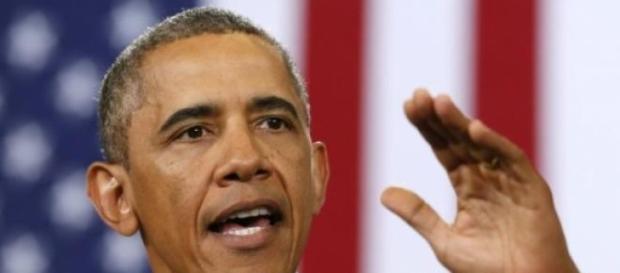 Barack Obama se bat pour sa loi sur l'immigration.