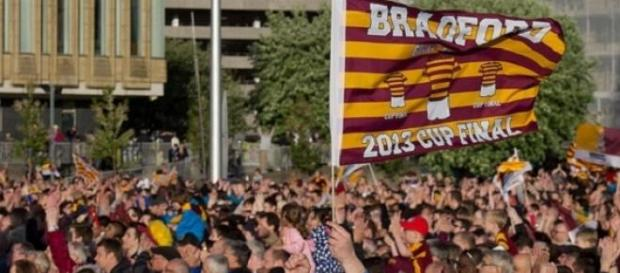 Can Bradford reach Wembley again as in 2013?