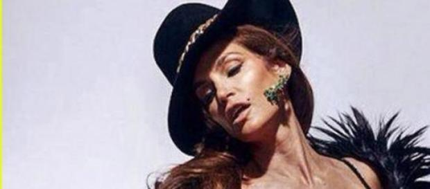 Cindy crawford lingerie agree, your