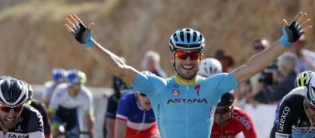 Guardini vainqueur de la 1ère étape à Oman