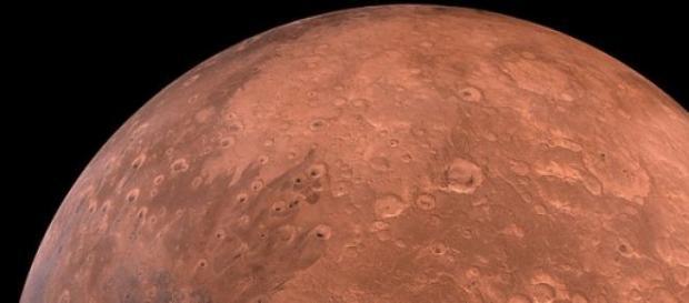 Marte el gran coloso de la ciencia