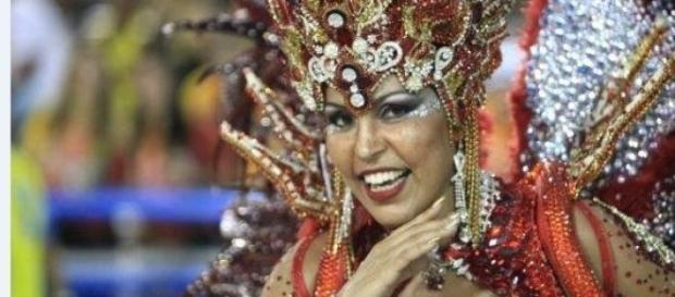 Mult asteptatul  carnaval de la Rio de Janeiro