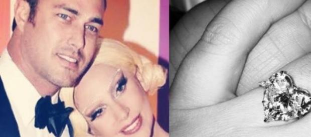 O casal...e o anel de noivado