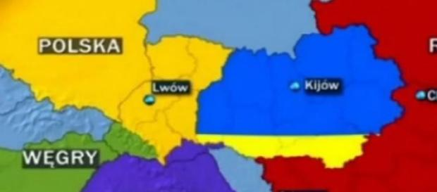 Poska chce podziału Ukrainy?