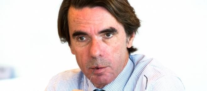 José M. Aznar, Instituo Atlántico de Gobierno.