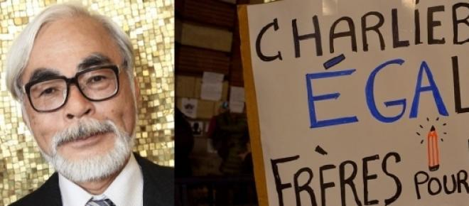 Realizador japonês comenta ataque ao Charlie Hebdo