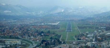 Sarajevo Airport, Bosnia & Herzegovina