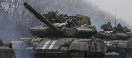 Ukrainian troops are retreating from Debalsteve