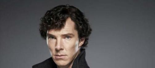 Benedict Cumberbatch estrella de la serie Sherlock