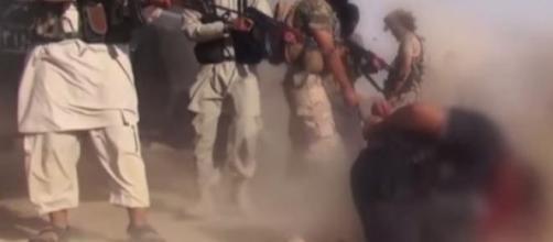 Esecuzioni di massa dell'Isis