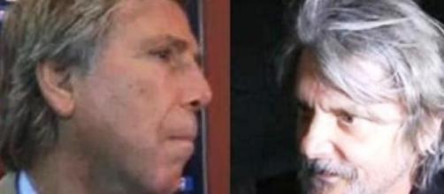 I due presidenti, Preziosi e Ferrero