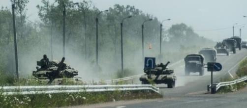 L'armée ukrainienne est sortie de Debaltseve.