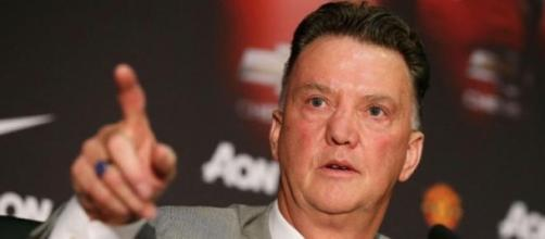Louis Van Gaal identifies his latest target