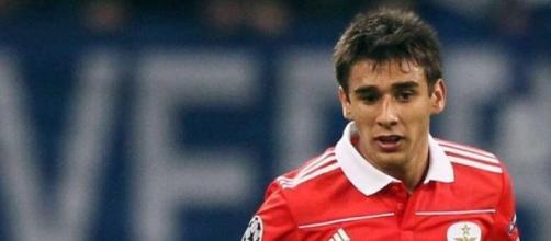 Salvio is amongst Tottenham's biggest targets