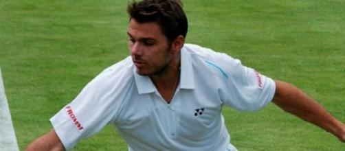 Wawrinka wrestled the title away from Berdych