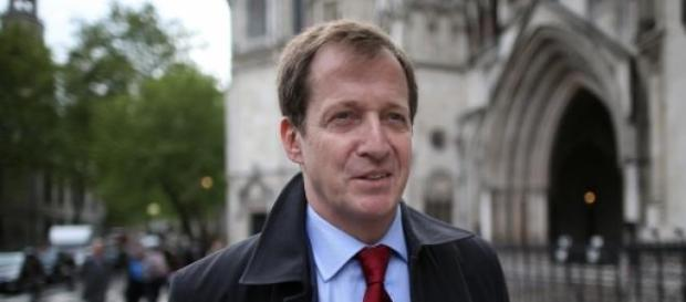 Alastair Campbell (Tony Blair's former spin doctor
