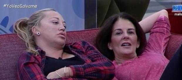 Belén y Ángela no se ponen de acuerdo con lacomida