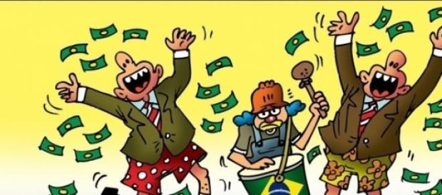 Brasil segue com cenário sombrio na economia