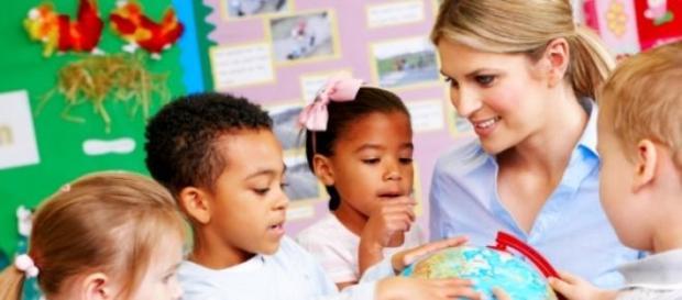 Los maestros son felices con su trabajo