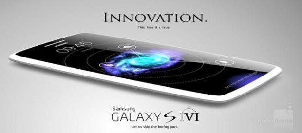 Samsung Galaxy S6-noul model al companiei Samsung