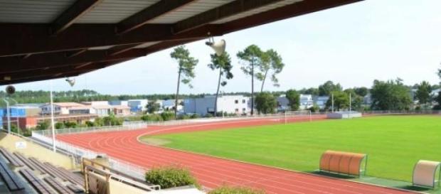 Stade d'athlétisme d'Andernos