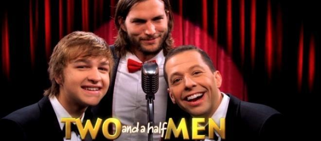 Two and a Half Men se va del aire