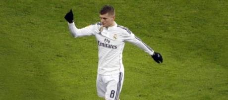 Toni Kroos não foi à festa de Cristiano Ronaldo