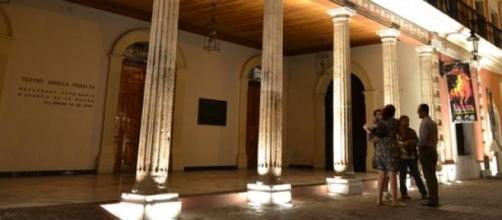 El Teatro Ángel Peralta de México