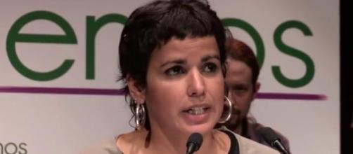 Teresa Rodríguez Lo Confirma No Soy La Mujer Que Aparece Desnuda