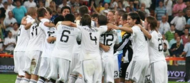 El Real Madrid ganó en Alemania