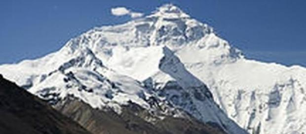 Himalaje, Mont Everest Fot. Wikimedia Commons