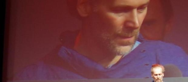 Mikhail Krichman na gali Festiwalu Camerimage 2014