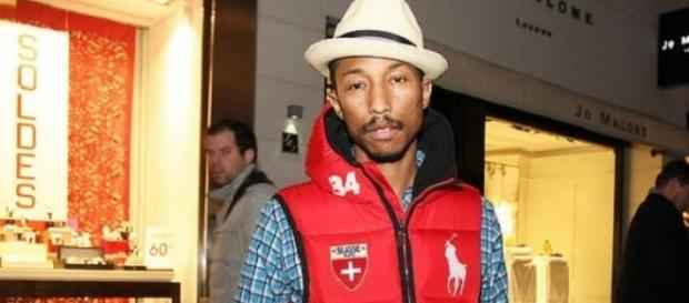 "Pharrell Williams is ""Happy"" with new book deal"