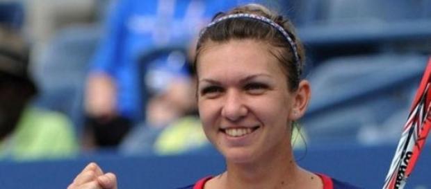 Simona Halep s-a calificat in semifinale la Dubai