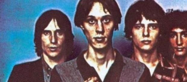 Television, banda pioneira do indie-rock.