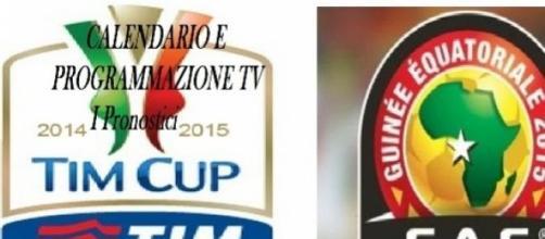 Coppa Italia e Coppa d'Africa tv 3-4-5 FEB 2015