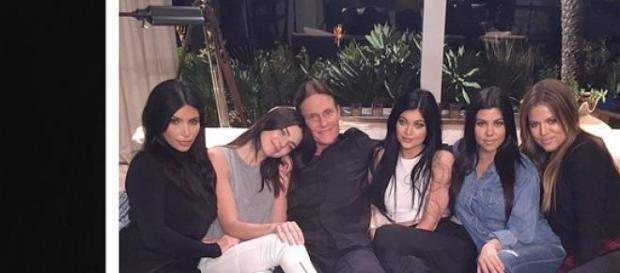 Família aparentemente unida e feliz