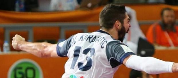 Karabatic dezlantuit in finala CM de handbal