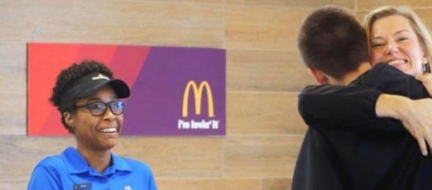 Pay with Lovin de McDonalds