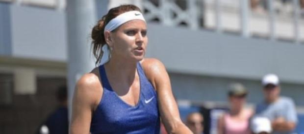 Safarova won women's doubles with Mattek-Sands