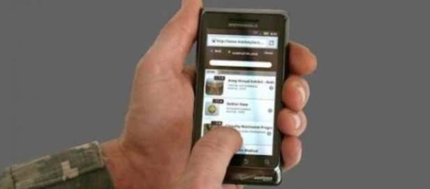 Sarà lo smartphone la nuova arma anti-terrorismo.