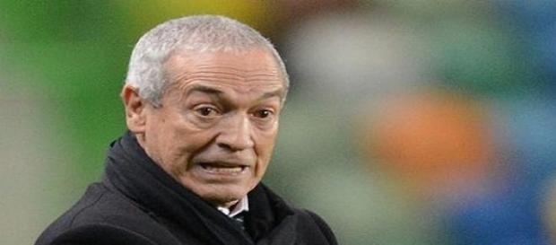 Treinador português Jesualdo Ferreira