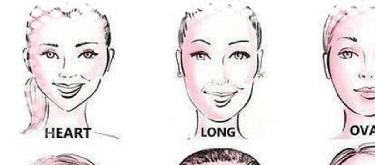 Tagli capelli e viso