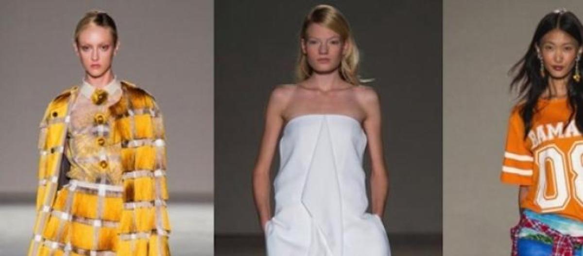 Nuove tendenze moda donna primavera estate 2015 4099f1d5222