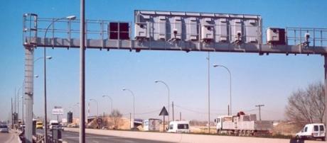 Cambio Velocidad salto Radares