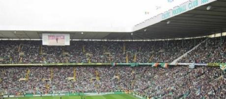 Celtic Park was rocking last night against Inter