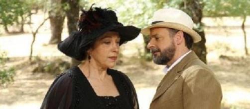 Donna Francisca e Raimundo