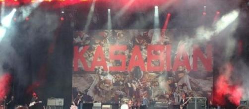 Kasabian took the top awards at NME 'shindig'