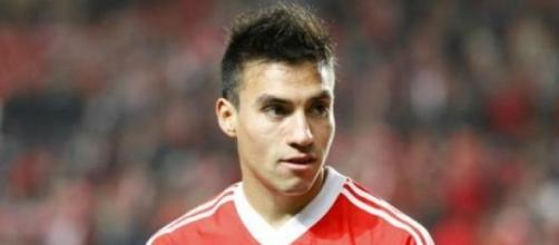 Nicolas Gaitán, SL Benfica