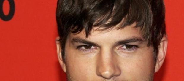 """Ashton Kutcher, o Walden de """"Two and a Half Men"""""""